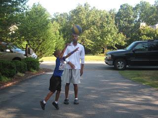 Basketball and Bullies